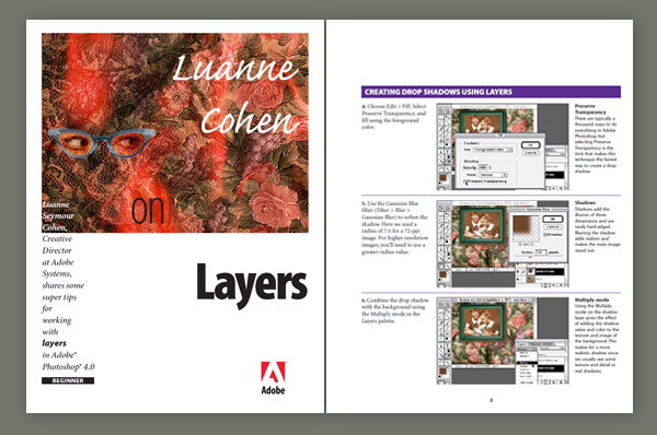 تکنیک های فوتوشاپ برای طراحی وب Photoshop Graphics Techniques For Web Design