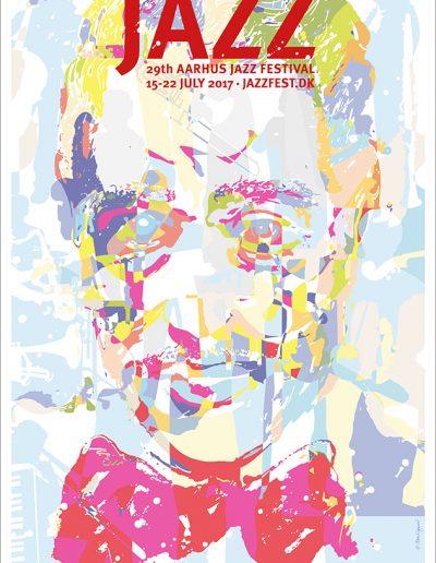 پوسترهای فین نیگارد (Finn Nygaard)  جاز
