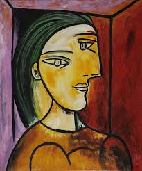 Picasso Painting Cubism Sample