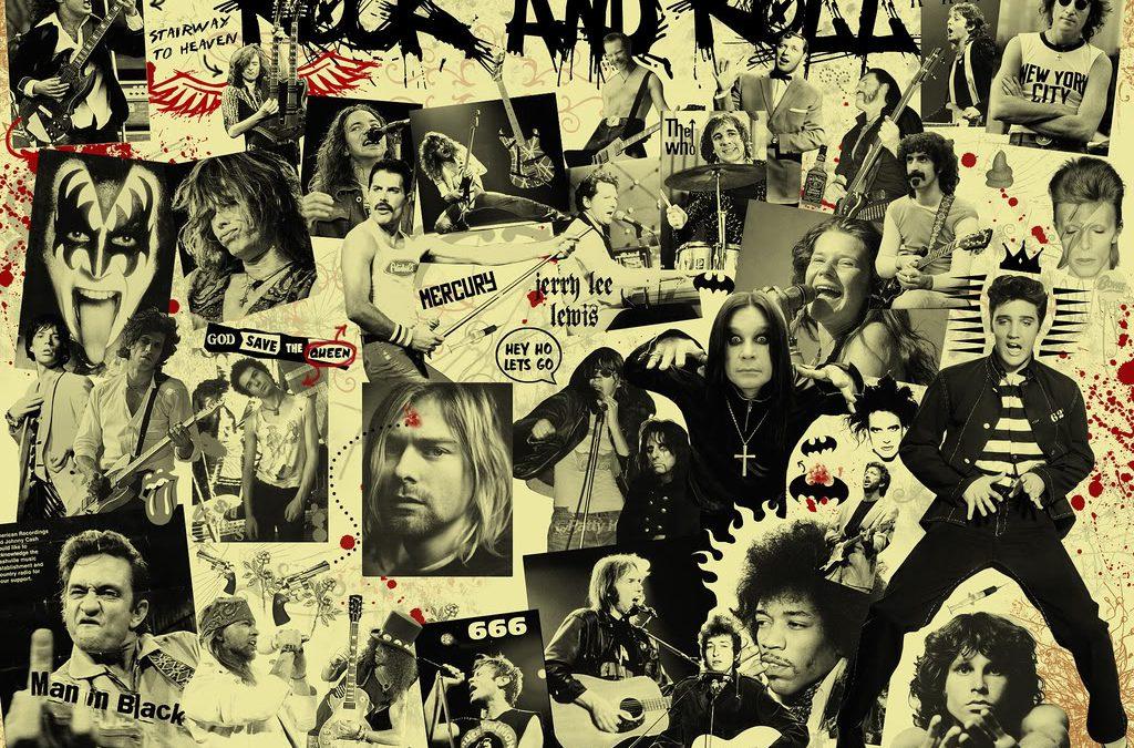 کُلاژ (تکه چسبانی)Collage