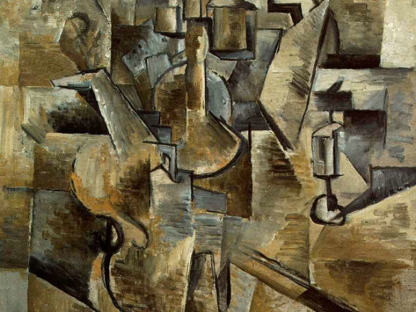 Painting Cubism Sample