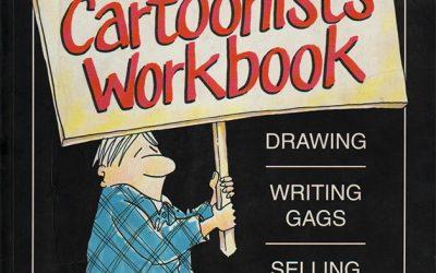 کتاب تمرینات کارتونیست The Cartoonist Workbook